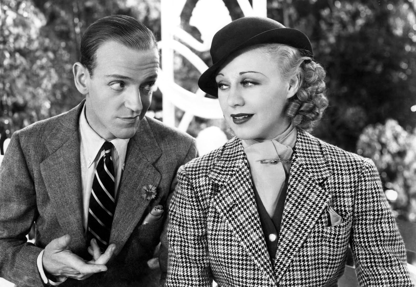 american film history fred astaire and ginger rogers Search, discover and share your favorite fred astaire and ginger rogers gifs the best gifs are on giphy.