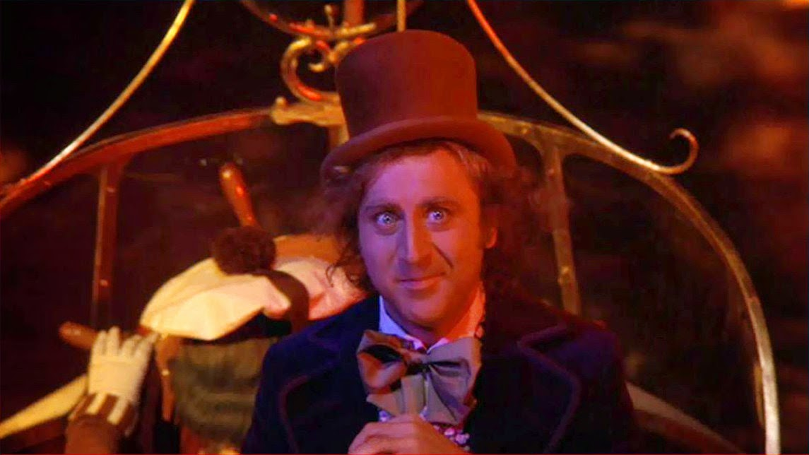 Episode 064 – Willy Wonka & the Chocolate Factory